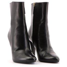 Ralph Lauren-Ankle Boots / Low Boots-Black