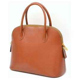 Céline-Celine Leather Shoulder Bag-Other