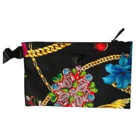 Versace-Pochettes-Multicolore