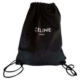 Céline-Sacs à dos-Noir