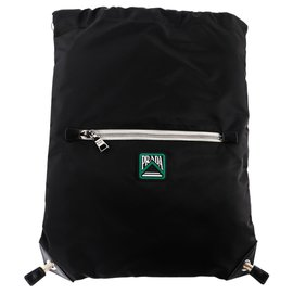 Prada-Prada backpack new-Black