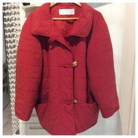 Nina Ricci-Nina Ricci down jacket-Red