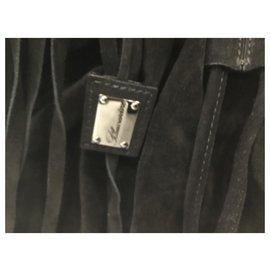 Blumarine-Cocca bag-Black