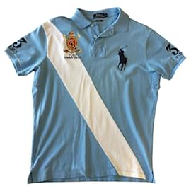 Polo Ralph Lauren-Shirts-Blue
