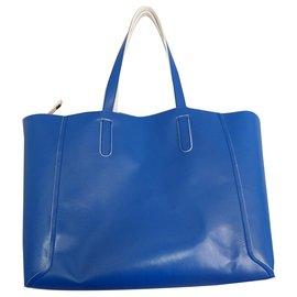 "Gerard Darel-""simple two""-White,Blue"