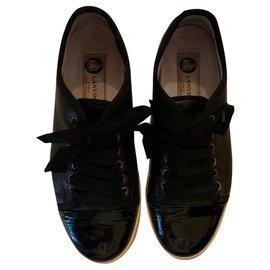 Lanvin-Sneakers Lanvin-Noir