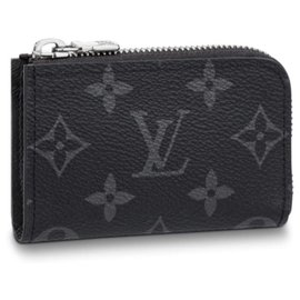 Louis Vuitton-Estojo Louis Vuitton Jour-Cinza