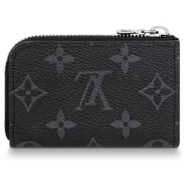 Louis Vuitton-Louis vuitton coin case Jour-Grey
