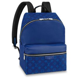 Louis Vuitton-Mochila Louis Vuitton nova-Azul