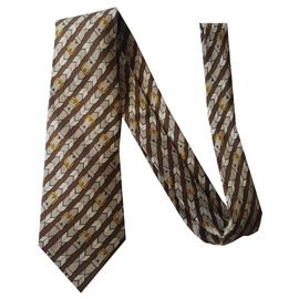 Hermès-Ties-Brown