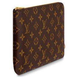 Louis Vuitton-Louis Vuitton Pochette Neuf-Marron