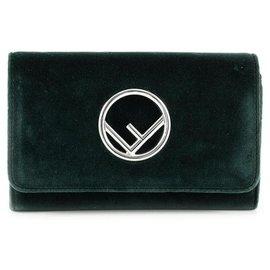 Fendi-Fendi handbag new-Green