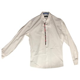 Dsquared2-Shirts-White