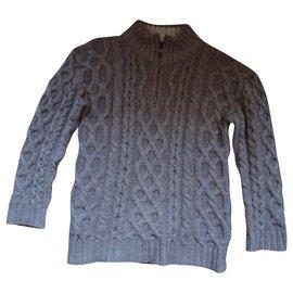 Autre Marque-Knitwear-Khaki