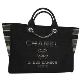 Chanel-Deauville-Noir