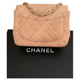 Chanel-Mini Chanel-Pink