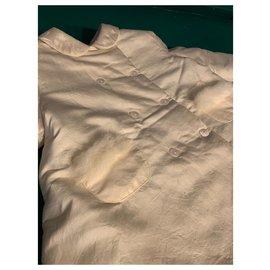 Baby Dior-Manteau (cérémonie ou autre)-Blanc cassé