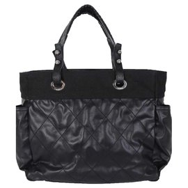 Chanel-Chanel tote bag-Black
