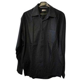 Givenchy-cotton shirt GIVENCHY 41-Black
