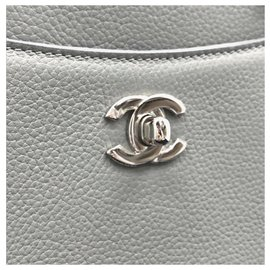 Chanel-Chanel Neo executive tote bag-Grey