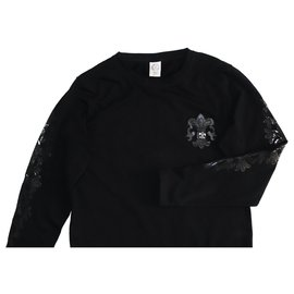 Chrome Hearts-Sweaters-Black
