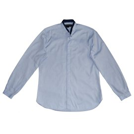 The Kooples-chemises-Bleu