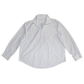 Yves Saint Laurent-chemises-Multicolore