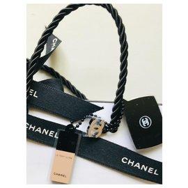 Chanel-Cadeaux VIP-Noir,Beige