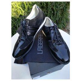 Karl Lagerfeld-French-Black