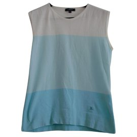 Burberry-Tops-Turquoise
