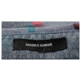 Samsoe & Samsoe-chemises-Multicolore