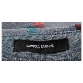 Samsoe & Samsoe-Shirts-Multiple colors