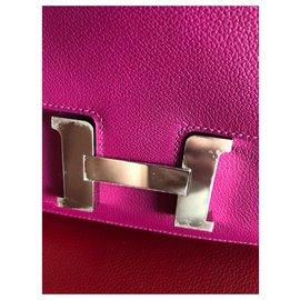 Hermès-Constance-Pink