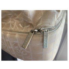 Chanel-Travel bag-Beige