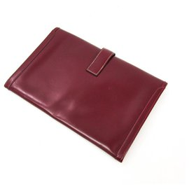 Hermès-Hermes Red Box Calf Jige PM-Red
