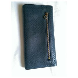 See by Chloé-Wallets-Blue