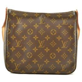 Louis Vuitton-Louis Vuitton Looping MM24-Brown