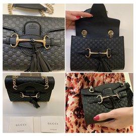 Gucci-Mini Emily-Noir