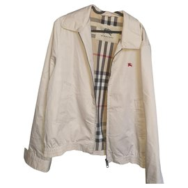 Burberry-Short jacket-Beige