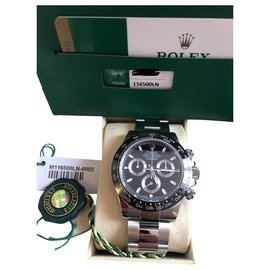 Rolex-Daytona Cosmograph Black 116500LN-Black