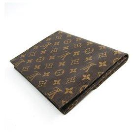 Louis Vuitton-Pochette Monogram Marron Louis Vuitton Rabat 23-Marron