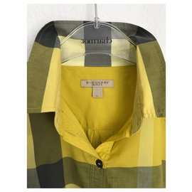 Burberry-Tops-Yellow