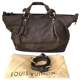 Louis Vuitton-Stellar Mahina bag LOUIS VUITTON PM-Taupe