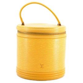 Louis Vuitton-Louis Vuitton Cannes-Yellow