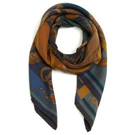 Hermès-DELLA CAVALLERIA-Multiple colors