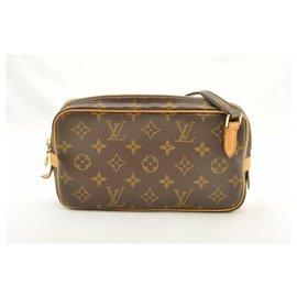 Louis Vuitton-Louis Vuitton Marly-Brown