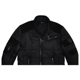 Philipp Plein-Blazers Jackets-Black
