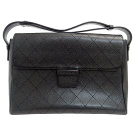 Chanel-Chanel Vintage Handbag-Black