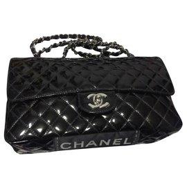 Chanel-Sac à rabat classique édition limitée Chanel-Noir