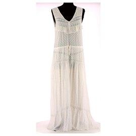 Sandro-robe-White
